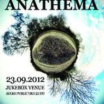 Anathema, al 9-lea concert in Romania