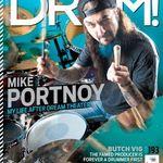 Mike Portnoy; Cel mai bun tobosar din lume