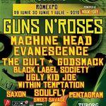 Guns N Roses: Axl Rose a ajuns la Bucuresti!
