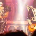 Kiss au cantat live noua piesa, Hell Or Hallelujah (video)