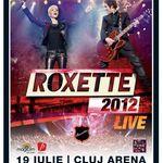 Concert Roxette: Intrare libera pentru copii