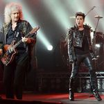 Queen au cantat cu Adam Lambert la Londra (foto + video)