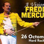Bilete fara loc pentru A Vision Of Mercury: Regalul de hituri Queen