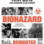 Un fan Biohazard a lesinat dupa ce a sarit de pe scena (video)