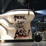 Doi oameni din staff-ul tehnic Metallica raniti pe scena in Mexic (video)