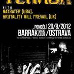 Terror anuleaza concertul din Cehia din respect pentru Randy Blythe