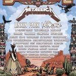 Metallica, Linkin Park, A Perfect Circle la Soundwave 2012