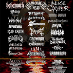 Urmareste Bloodstock Open Air 2012 live