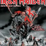 Filmari cu Iron Maiden in Texas