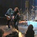 Filmari inedite din 2002 cu membrii Trooper in varianta black metal!