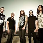 As I Lay Dying: Filmari din studio