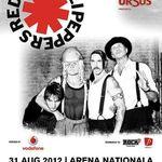 Red Hot Chili Peppers mediteaza inaintea concertului de la Bucuresti