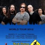 Dream Theater au filmat un nou DVD in Argentina