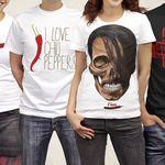 Concurs pentru fanii RHCP: Poarta un tricou de fan adevarat la concert!