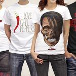Concurs RHCP: Poarta un tricou de fan adevarat la concert