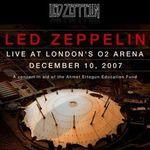 Concertul Led Zeppelin din 2007 va fi lansat pe DVD