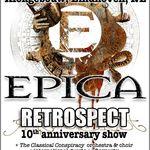 Epica aniverseaza 10 ani printr-un concert special in Olanda
