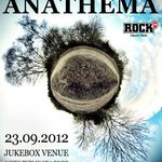 Anathema filmeaza intregul concert din Bulgaria