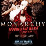 Monarchy ajung la Cluj-Napoca