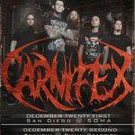 Carnifex se retrag pentru o perioada nedeterminata