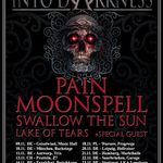 Poze cu Pain, Moonspell si Lake Of Tears in concert la Munchen