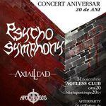 Psycho Symphony: Concert aniversar duminica la Bucuresti