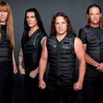 MANOWAR canta maine in platoul ''TV Total'' Germania