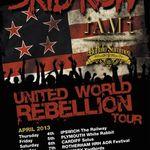 Skid Row anunta lansarea unui nou album