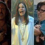 Top 10 Cele mai bune momente cinematografice cu vedete rock
