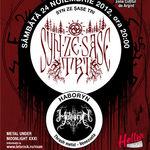 Syn Ze Sase Tri anunta ultimele concerte din 2012