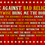 Rise Against si Bad Religion: Cap de afis la Groezrock 2013 (promo)