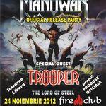 Au mai ramas doua zile pana la Manowar release party