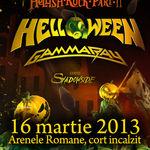 Mai putin de 1000 de bilete ramase pentru concertul Helloween la Bucuresti