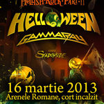 Participa la Meet And Greet cu Helloween si Gamma Ray
