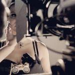 Vezi poze de la filmarile noului videoclip Lacuna Coil