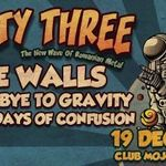White Walls te invita la concertul The Almighty Three (video)