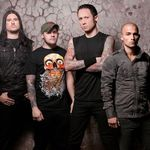 Concert Trivium la Rock The City 2013 la Bucuresti