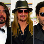 Foo Fighters, Kid Rock si Lenny Kravitz, omagiu pentru Led Zeppelin (video)