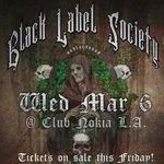 BLack Label Society filmeaza un nou DVD