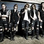 Asking Alexandria: Interviu la Londra (audio)