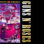 Guns N' Roses: Fragment din Appetite For Democracy (video)