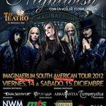Nightwish: Filmari profesionale din Buenos Aires