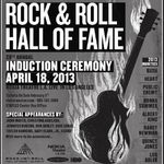 Dave Grohl si Taylor Hawkins ii introduc pe Rush in Hall Of Fame