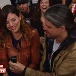 Chitaristul Tool si-a cerut iubita in casatorie in timpul unui meci de wrestling