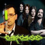 Carcass mixeaza 15 piese noi pentru un viitor album de studio