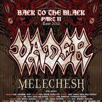 Vader si Melechesh sustin doua concerte in Romania in aprilie