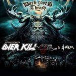 Overkill anuleaza doua concerte, solistul este bolnav