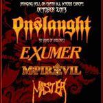 Onslaught lanseaza un nou album