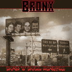 Bronx au semnat un contract cu Nail Records (Ungaria)