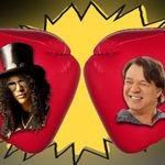 Slash si Van Halen au trimis un cuplu direct la sectia de politie